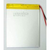 Bateria Tablet Dl, Genesis, Navicity, Tectoy, Acer, Positivo