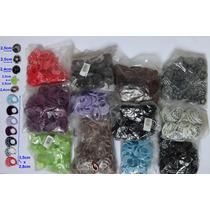 Lote Material Resina Plástica P/ Fazer Brincos De Bijuteria