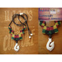 Cordão Artesanato Hippie - Modelo Maori Roots Culture