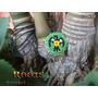 Cordão Artesanato Hippie - Native American Thunderbird