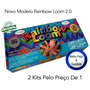 Rainbow Loom Kit Original - Pulseira De Borracha