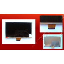 Tela Lcd Display Tablet Genesis Gt 7245 7 Pol