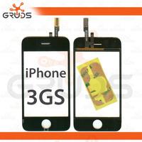 Tela Vidro Touch Iphone 3gs Touchscreen + Adesivo 3m