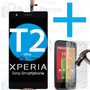 Tela Touch Display Sony Xperia T2 Ultra Dual D5322 +pelicula