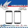 Tela Vidro Lente Lcd Touch Samsung Galaxy Nexus I9250 Preto