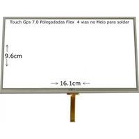 Tela Vidro Touch Gps Navcity Way 75 7a Polegadas Original