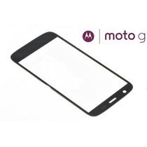 Vidro Motorola Moto G Xt1032 Xt1033 Original + Cola 3m Tela