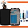 Tela Display Lg Nexus 4 E960 960 Touch Lcd + Kit Ferramentas