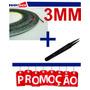 Adesivo Dupla Face 3m 3mm - 50 Metros + Pinça De Brinde