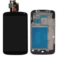 Tela Display Lcd Touch Screen Visor Lg Nexus 4 E960 Preto