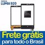 Tela Vidro Touch Screen Nokia Lumia 920 N920 - Frete Gratis