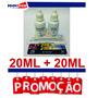 Kit Removedor 20ml + Fio Remoção 1mt + Dupla Face 3m 1mt