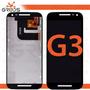 Tela Touch Display Lcd Moto G 3 Geração G3 Xt1543 Xt1544