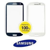 Tela Vidro Samsung Galaxy S3 Neo Duos Gt-i9300i + Adesivo