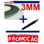 Fita Dupla Face 3mm 50 Mt Ideal Para Tablets E Celulares