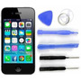 Tela Display Touchscreen Lcd Iphone 4 4g 4s + Ferramentas