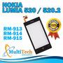 Tela Vidro Touch Nokia Lumia 520 520.2