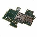 Flex Leitor Chip Sim E Cartão Sd Celular Sony Xperia M C1904