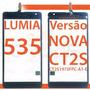 Tela Touch Microsoft Nokia Lumia N535 535 Versão Ct2s
