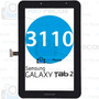 Tela Touch Samsung Galaxy Tab 2 P3110 7 Polegadas + Adesivo