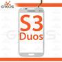 Tela Touch Samsung Galaxy S3 Duos I8262 I8262b - Branco