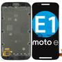 Tela Touch Display Lcd Motorola Moto E Xt1022 Xt1025 C/ Aro