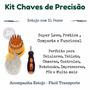 Kit Precisão Chaves De Precisão Conserto Kit Uso Manutenção
