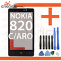 Tela Vidro Touch Nokia Lumia N820 820 + Kit Ferramentas