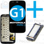 Tela Touch Display Lcd Moto G G1 Xt1032 Xt1033 + Altofalante