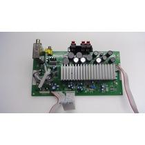 Mini System Toshiba Ms8080 Mus Placa Áudio Sn:9cd6519000-00
