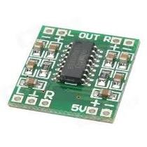 Mini Amplificador Estéreo 2x3w 4ohms Serve Em Arduino E Pic