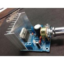Tda7297 2 Canais 15w+15w Digital Audio Amplificador