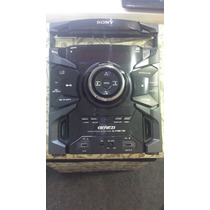 Painel Frontal Sony Genezi Mhc-gtr888 Compléto