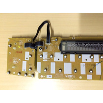 Placa Do Display Painel Frontal Do Receiver Onkyo Ht-r591