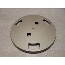 Prato Para Toca Discos Gradiente Ds-20 E Ds-40 Spect Ds