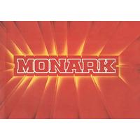 Bicicletas Antigas - Catálogo Monark 1984 - Digitalizado