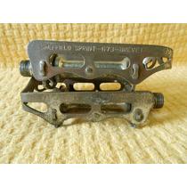 Pedal Italiano Sheffield Sprint-673-brevett Anos 50