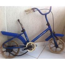 Caloi Totica ; Bicicleta Antiga ; Aro 10 Bicicleta Infantil