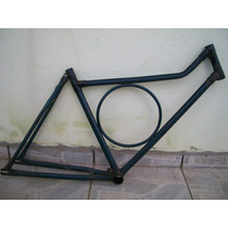 Quadro Bicicleta Brandani Aro 26 Antigo