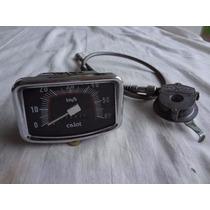 Velocimetro Ciclo Motor Caloi Av7 / Xr50 Anos 70/80 Mobilete