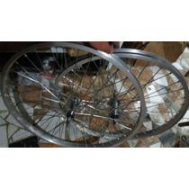 Par De Aro 24 Pra Bicicleta 24