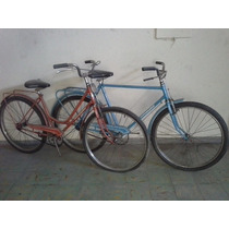 Casal Bicicleta Monark Triunfo Aro 26 (n Brandani, Caloi 20)