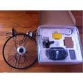 Kit Conversão Elétrica Para Bike 250w Dianteira Bat. Lihtium