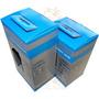 Cubo Shimano Deore M615 36 Furos Freio Disco Centerlock Par