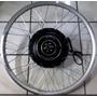 Kit Bike Elétrica 600w 36v Display Lcd Lithium Tipo Frog
