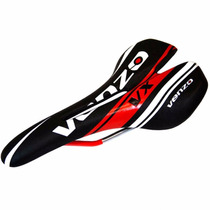 Selim Banco Venzo Vx Bike Mtb Vermelho