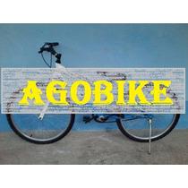 Pezinho Descanso Lateral Aro 26 Caloi Monark Mtb Ceci Bike