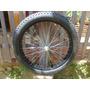Roda Dianteira Fatbike, Bicicleta, Aro 26*4 (custom Bike)