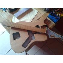 Corpo E Braço Guitarra Giannini Sonic Anos 80
