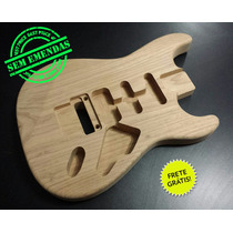 Corpo Guitarra Similar Mod. Strato Hss Freijó P/ Floyd Rose!